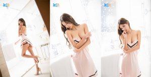 gái xinh mặc váy ngủ hình ảnh