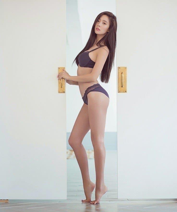 hình ảnh gái hàn sexy dễ thương